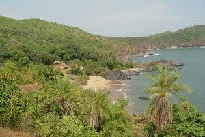 Om Beach - (Indien, Goa, Suedindien)