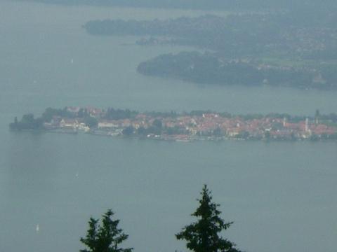 Blick auf Lindau - (Deutschland, Österreich, Schweiz)