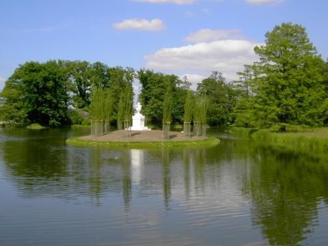 Wörlitz - (Deutschland, Park, Garten)