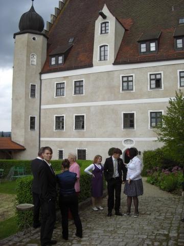 Schloss Eggersberg - (Deutschland, Hotel, Bayern)
