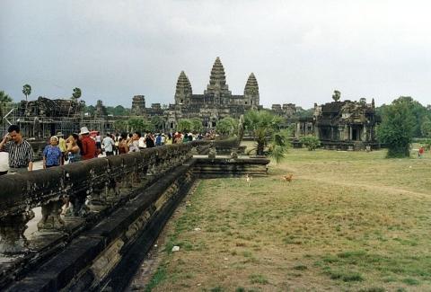 Angor Wat - (Kambodscha, Ankor Wat)