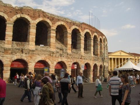Verona - (Kurztrip, Wochenendreise, Abfahrt Muenchen)
