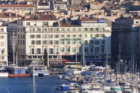 Alizé Hotel  - (Hotel, Frankreich, Marseille)