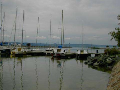 Srgelhafen Balatonszemes - (Empfehlung, Urlaubsziel, Segelschein)