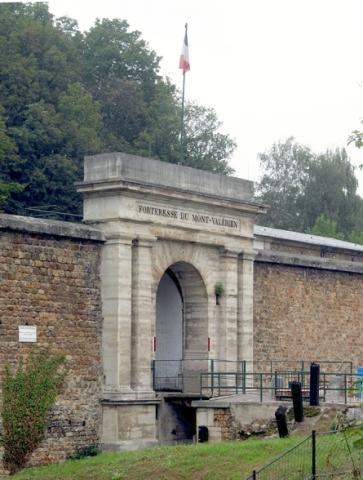 Fort Mont-Valerien - (Frankreich, Paris, Besichtigung)
