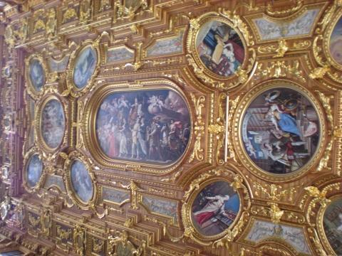 Goldene Saal in Augsburg - (Deutschland, Sehenswürdigkeiten, Augsburg)