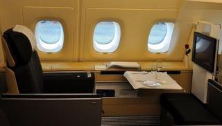 Lufthansa A380 First Class - (Flugreise, Erfahrungen, Flugzeug)