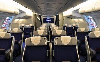Lufthansa A380 Business  Class - (Flugreise, Erfahrungen, Flugzeug)