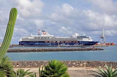 Mein Schiff 1 - (TUI Cruises, Clebrity Mercury, Mein Schiff 1)