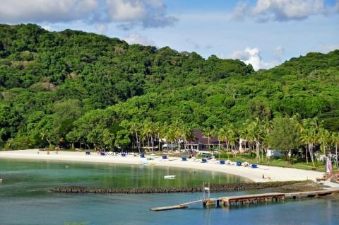 Palau Pacific Resort - (Insel, Preis, Philippinen)