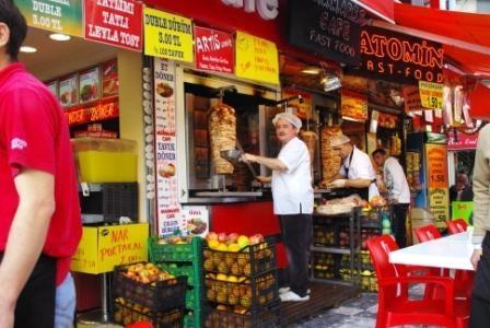 Ein kleiner Vorgeschmack auf Istanbul.:)) - (Städtereise, Türkei, Istanbul)