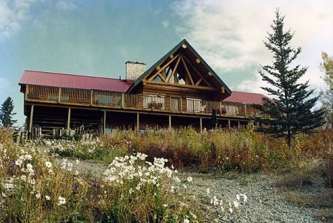 "<="""" head="""">Hotel 'Inn On The Lake' am Marshsee, Yukon, Kanada - (Amerika, Kanada, Ort)"