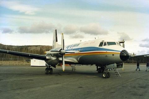 Air North, Kanada - (Amerika, Kanada, Ort)