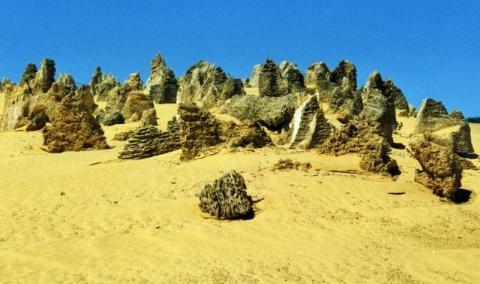 Wave Rock, Australien - (Sehenswürdigkeiten, Australien)