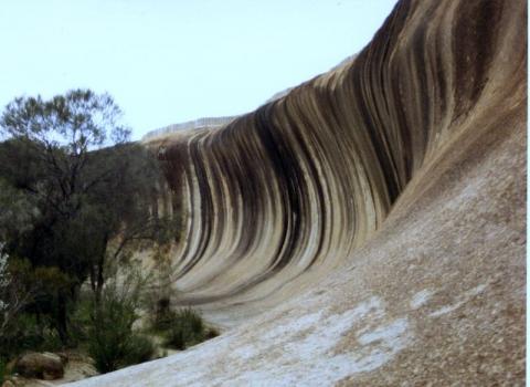 Nullabur Plain, Australien - (Sehenswürdigkeiten, Australien)