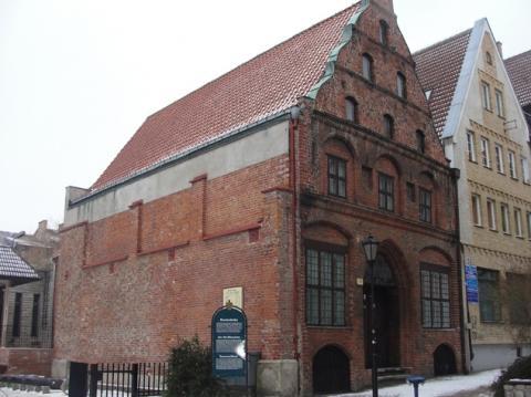 das gothische Bürgerhaus - (Deutschland, Kultur, Polen)