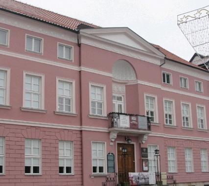 das Haus der Fam. Braunschweig  - der Sitz des Historischen Museums der Stadt Kolobrzeg - (Deutschland, Kultur, Polen)