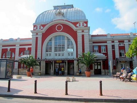 Bahnhof Varna - (Europa, Preis, Jugendliche)