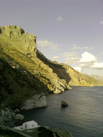 Amorgos - (Urlaub, Unterkunft, Stammgast)