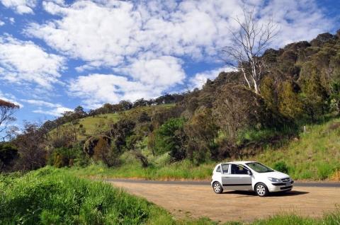 Unterwegs in Australien - (Australien, Auto, Ausrüstung)