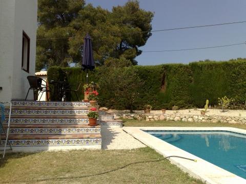 Haus in Javea - (Spanien, Familie, Ferienhaus)