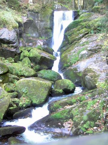 Triberg - (Deutschland, Schwarzwald, Wasserfall)