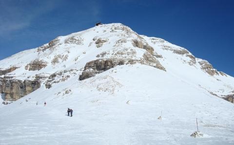 - (Italien, Skifahren, Südtirol)