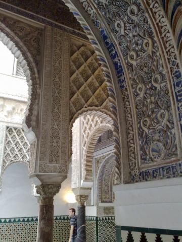 alcazar sevilla - (Spanien, Sehenswürdigkeiten, Sevilla)