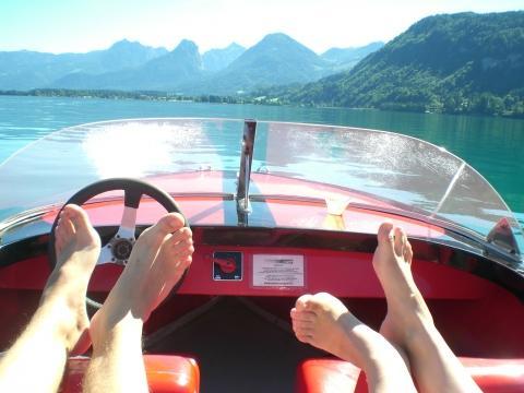 wolfgangsee ;-) - (Europa, Österreich, Urlaubsziel)