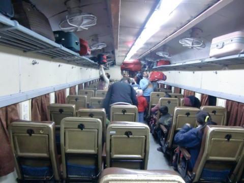 indische Bahn - (Asien, Indien, Bahn)