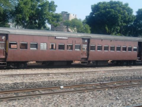 - (Asien, Indien, Bahn)