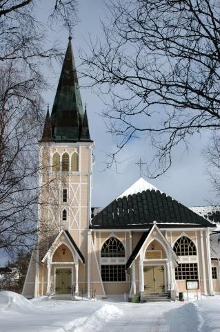 Skandinavien im Winter - (Skandinavien, Schweden, Lappland)