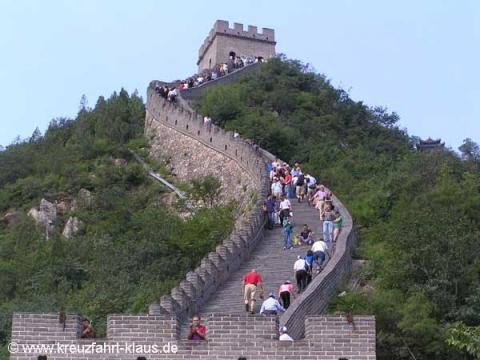 Peking - (Flugreise, China, Peking)