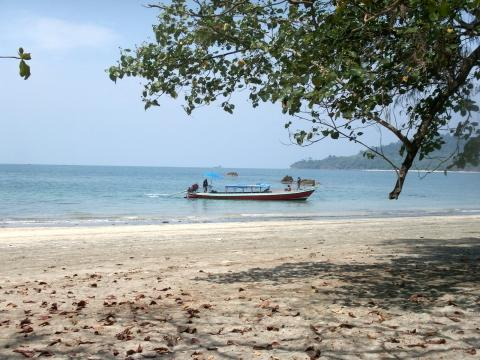 Kho Chang bei Ranong - (Asien, Insel, Thailand)