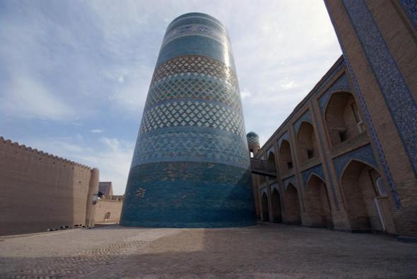 Chiwa - Kalta Menar - (Sehenswürdigkeiten, Stadt, Usbekistan)