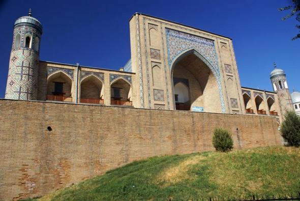 Medrese Kukeldash - (Sehenswürdigkeiten, Unterkunft, Usbekistan)