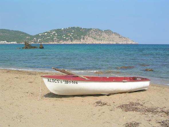 Strand im NO/ Ibiza - (Spanien, Wanderung, Ibiza)
