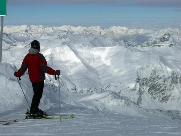 Hintertuxer - (Österreich, Wandern, Skifahren)