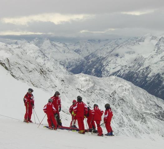 Stubaier - (Österreich, Wandern, Skifahren)