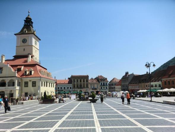 Brasov - (Sehenswürdigkeiten, Flugreise, Rumänien)