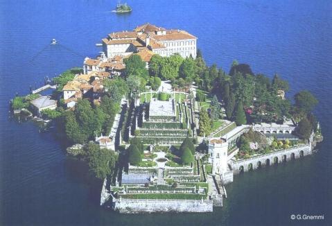 isola bella - (Italien, Urlaub, Sehenswürdigkeiten)