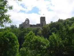 Burg Freienfels - (Deutschland, Sehenswürdigkeiten, Ruinen)