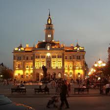 Rathaus Novi Sad - (Sehenswürdigkeiten, Sehenswertes, Serbien)