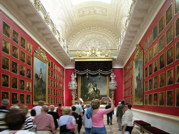 Bildergalerie Eremitage - (Deutschland, Europa, Holland)