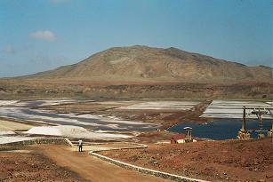 CV Sal, Pedra Lume - (Urlaub, Sehenswürdigkeiten, Insel)