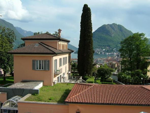 Villa Sassa Lugano - (Reiseziel, weltweit, Hochzeitsreise)