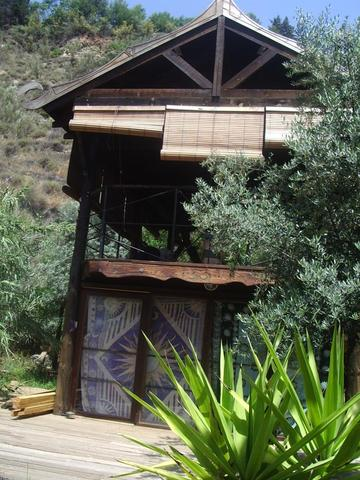 Meditationshaus in den Alpujarras - (Europa, Spanien, Städtereise)