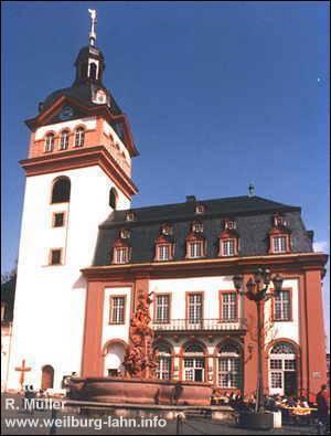 Schlosskirche Weilburg - (Deutschland, Kirche, Fotoserie)