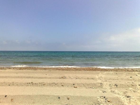 Strand am Mar Menor - (Spanien, Strand, Kinder)