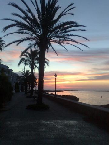 Sonnenaufgang La Manga - (Spanien, Strand, Kinder)